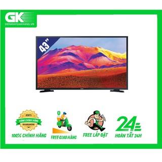 UA43T6000 - MIỄN PHÍ CÔNG LẮP ĐẶT - Smart Tivi Samsung 43 inch 43T6000 - HCM thumbnail