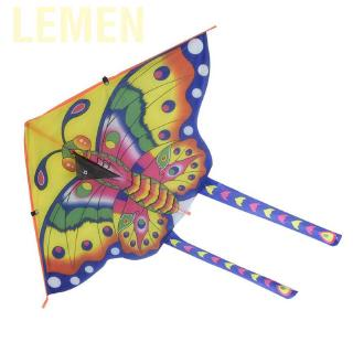 Lemen Butterfly Flying Kites for Kids So Beautiful Children Kite Outdoor Games and Activities Single Line Summ