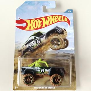 Xe mô hình Hot Wheels Custom Ford Bronco FYY70