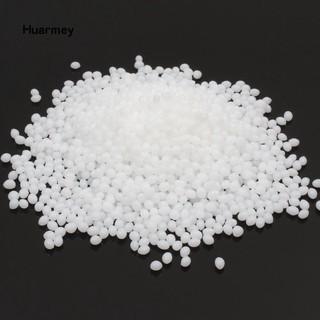 ★Hu White Thermoplastic Soil Shape Shifter Plastimake Polymorph DIY Molding Material
