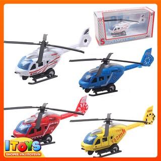 Trực thăng, nhiều màu, mô hình trực thăng quân sự đồ chơi cho trẻ em, ITOYS