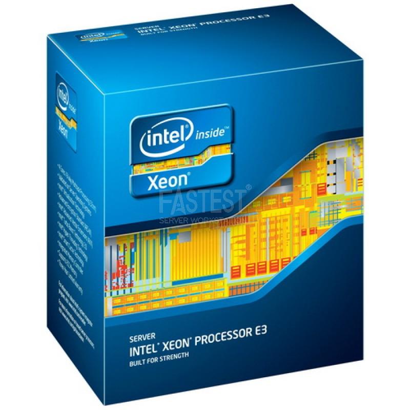 CPU Intel Xeon E3 1220V3 sk 1150