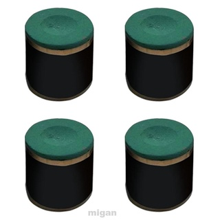 Cylindrical Indoor Non-Slip Sports Billiard Accessory Cue Tip Chalk
