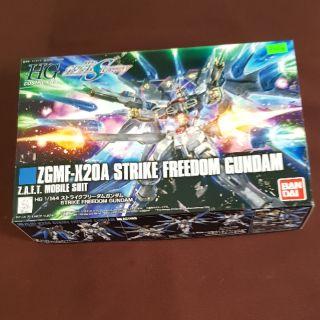 Mô hình lắp ráp Zgmf-x20a Strike Freedom Gundam HG