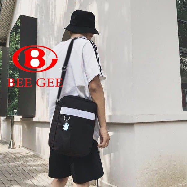 Túi Đeo Chéo nam nữ Unisex Hàn Quốc BEE GEE 037