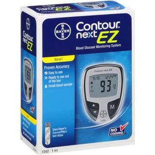 Máy đo đường huyết Bayer Contour Next EZ