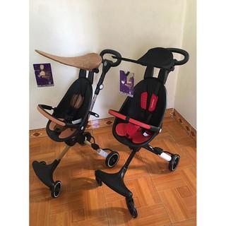 [BAO GIÁ SHOPEE] Xe đẩy 2 chiều cho bé Baohaohao V5 mẫu mới 2020 thumbnail