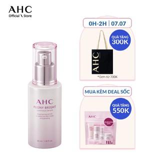 Tinh Chất Dưỡng Sáng Da AHC Peony Bright Luminous Serum 40ml thumbnail