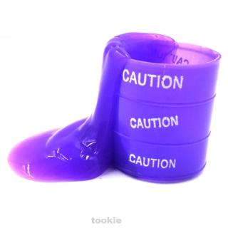 Joke Kids Color Randomly Funny Toy Party Trick Silicone Halloween Paint Bucket Slime