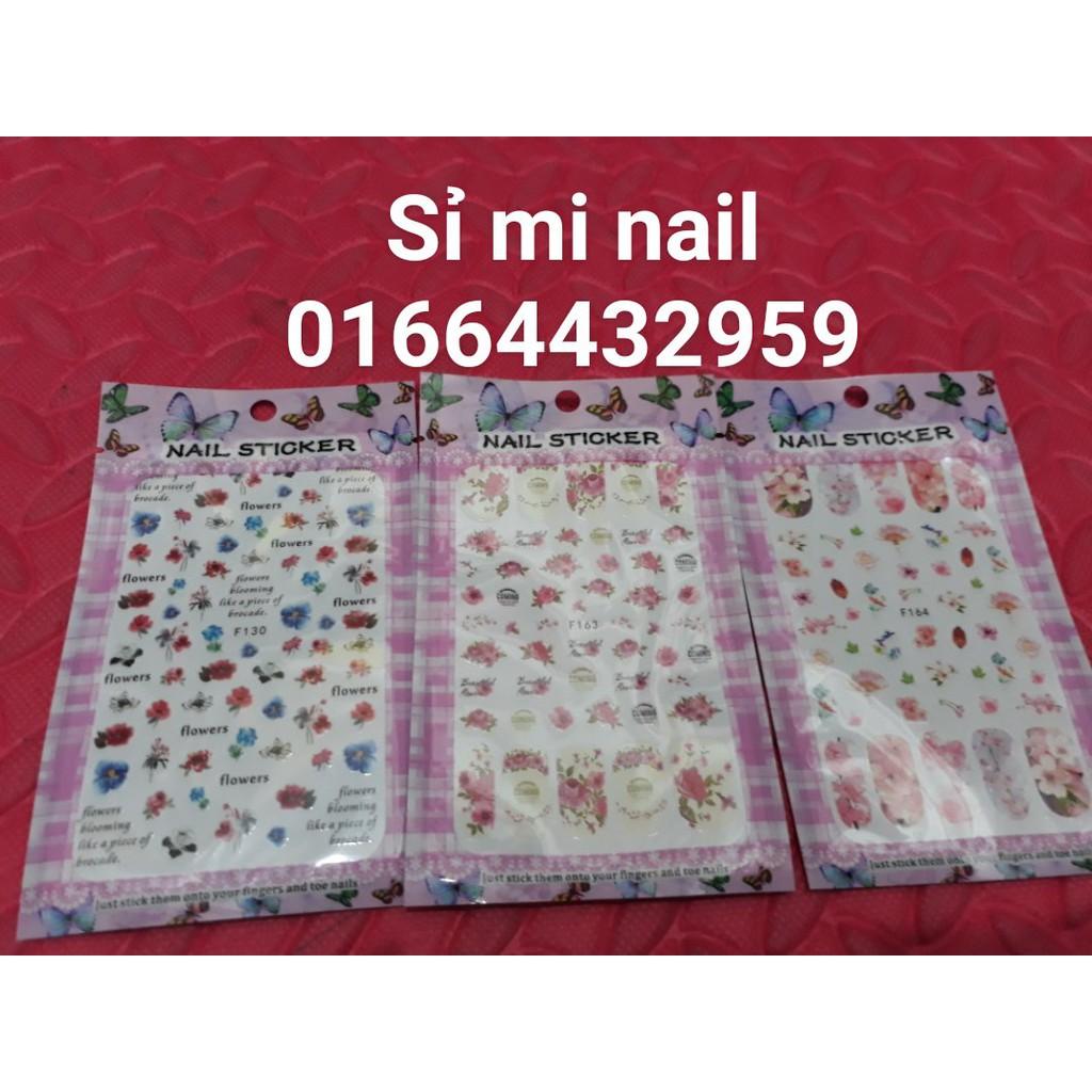 Sticker nước 3d các hình hoa nghệ thuật dễ dán móng giúp trang trí móng nail tạo các kiểu móng độc l - 9987909 , 1049002306 , 322_1049002306 , 15000 , Sticker-nuoc-3d-cac-hinh-hoa-nghe-thuat-de-dan-mong-giup-trang-tri-mong-nail-tao-cac-kieu-mong-doc-l-322_1049002306 , shopee.vn , Sticker nước 3d các hình hoa nghệ thuật dễ dán móng giúp trang trí móng