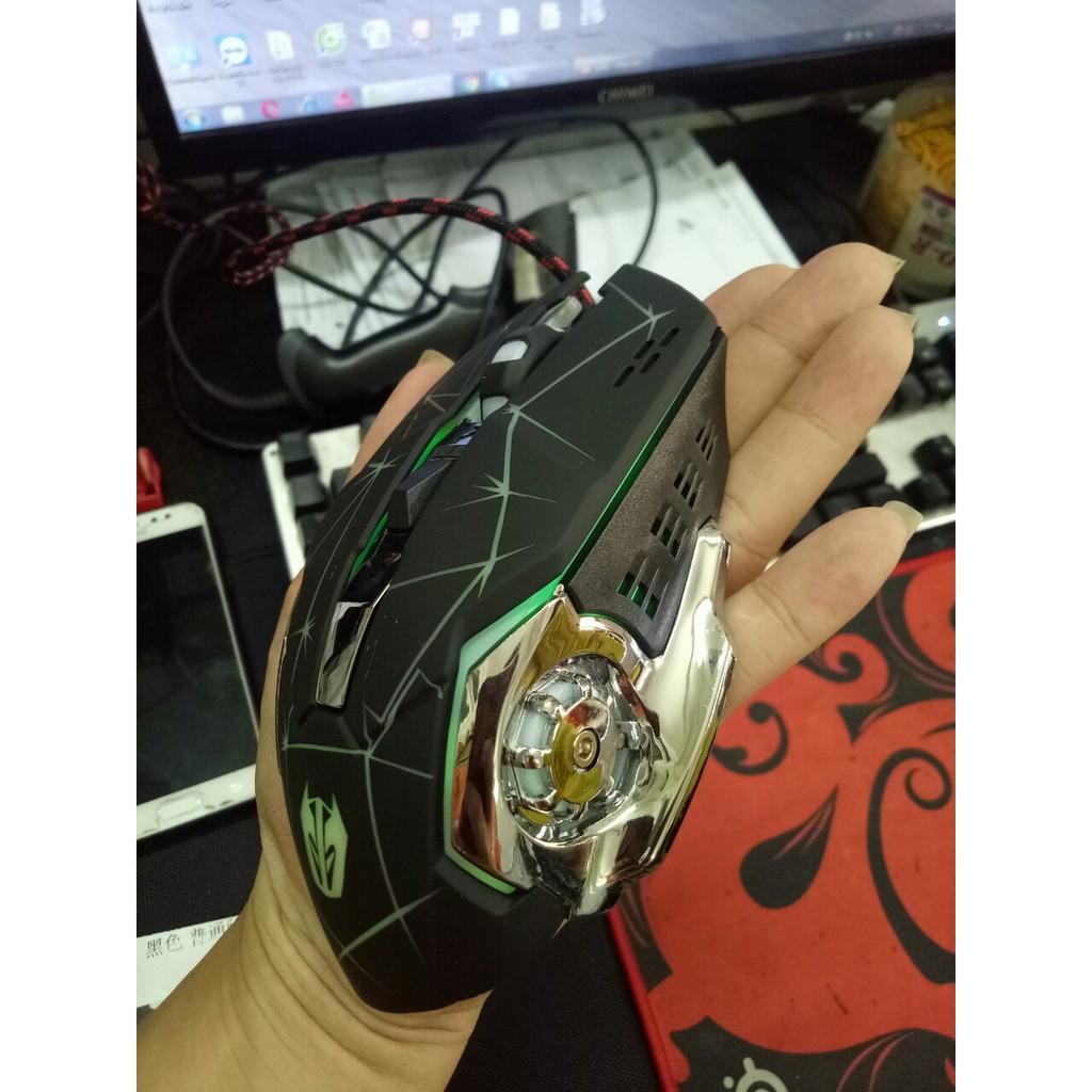 Chuột Led dành cho game thủ EWEADN T05
