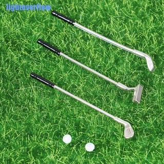 Set 5 Mô Hình Gậy Đánh Golf Mini Tỉ Lệ 1 12 Dùng Để Trang Trí Nhà Búp Bê thumbnail