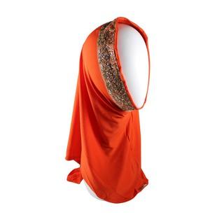 LSF-Rhinestone Turban Scarf Muslim Hijab Shawl Wrap Pullover Lady Instant Scarf