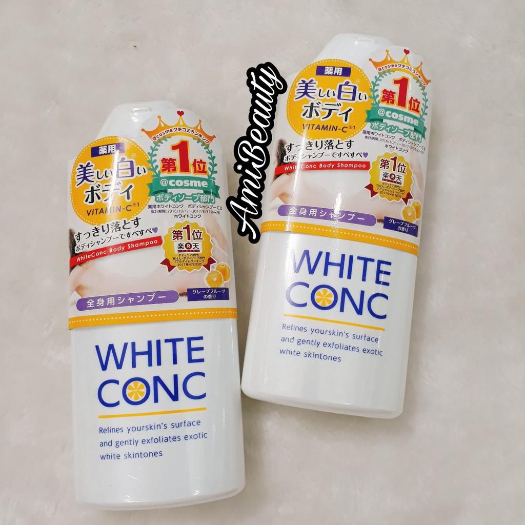 [BÁN SỈ] Sữa Tắm Trắng Da Toàn Thân White Conc Body Shampoo