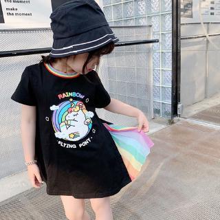 Đầm thời trang mùa hè cho bé gái