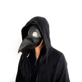 Mặt nạ hóa trang halloween hình chim y tế - hình 3