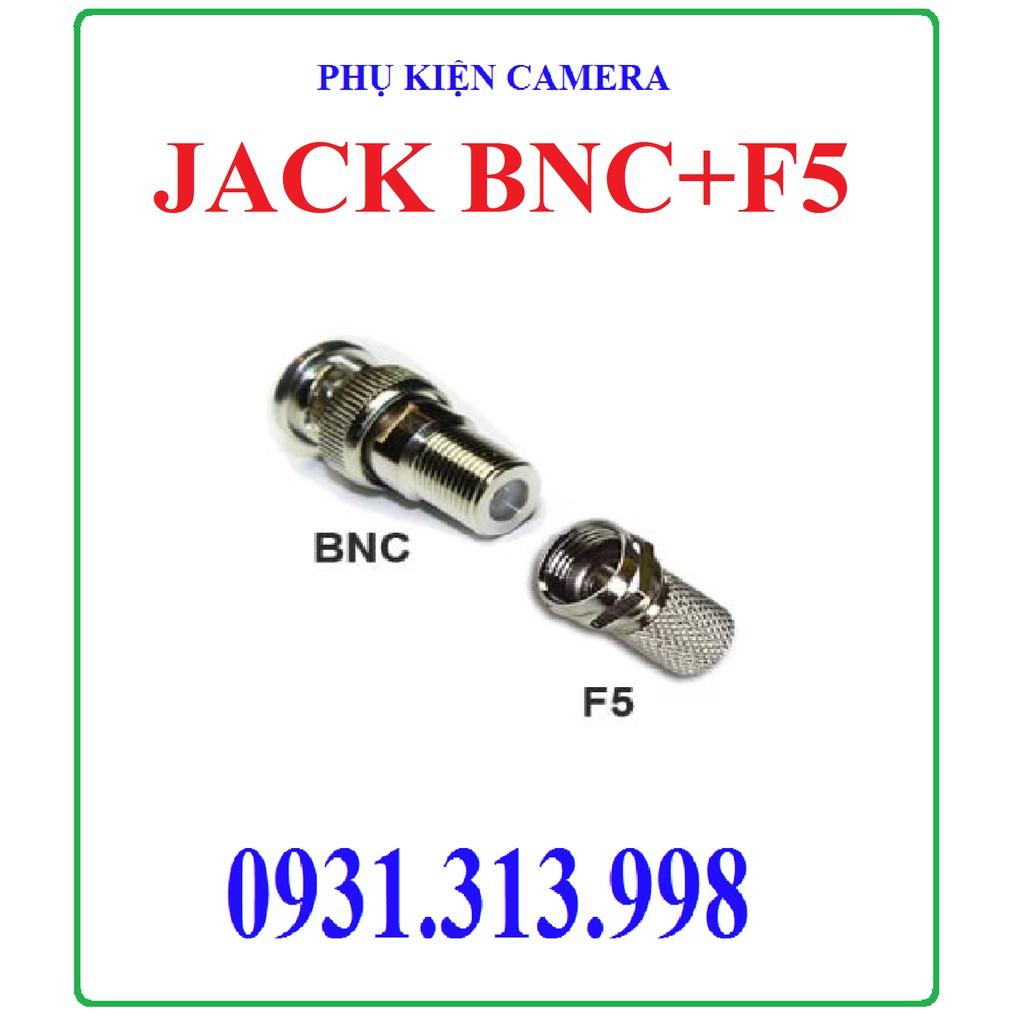 Phụ kiện camera JACK BNC+F5