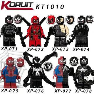 Thanh Lý Bộ Người Nhện – Venom Koruit Hàng Non-Lego – Lego Spider-Man – Venom Shopxuken