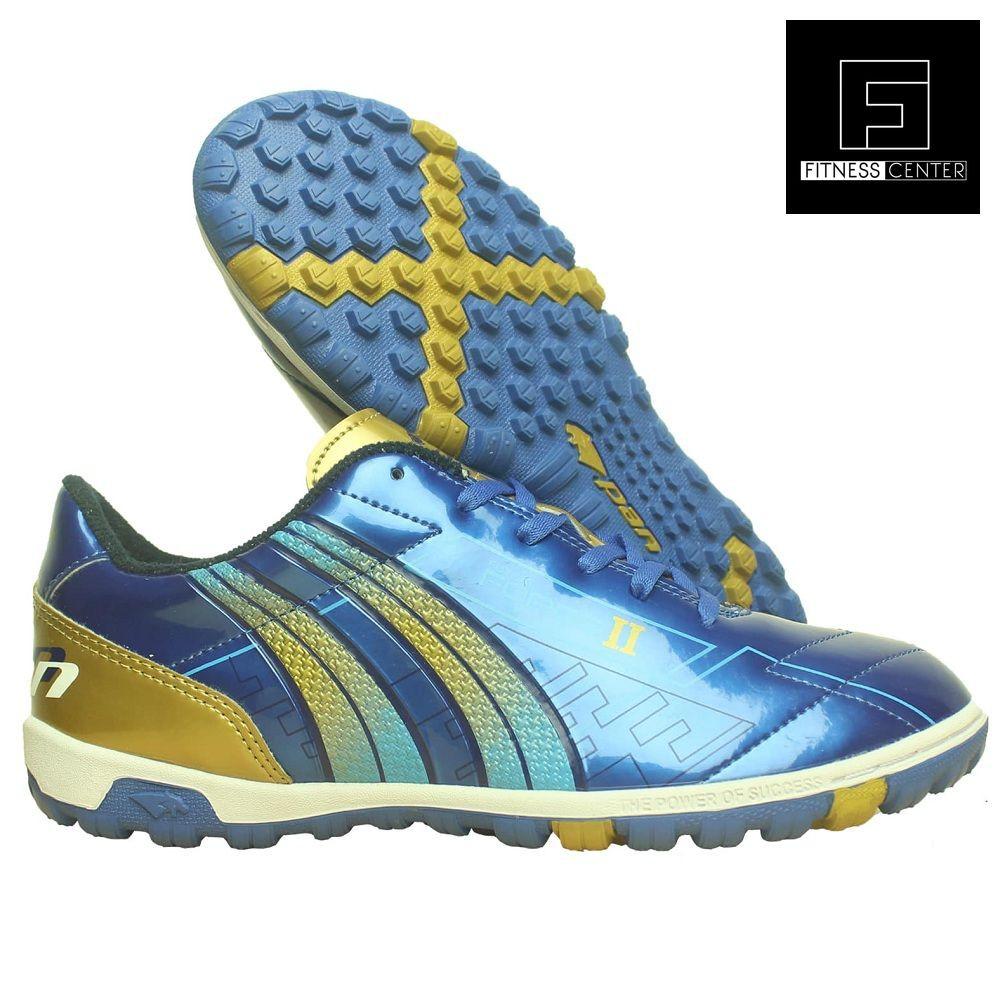 Giày đá bóng đế đinh PAN Force 2 TF (Xanh)