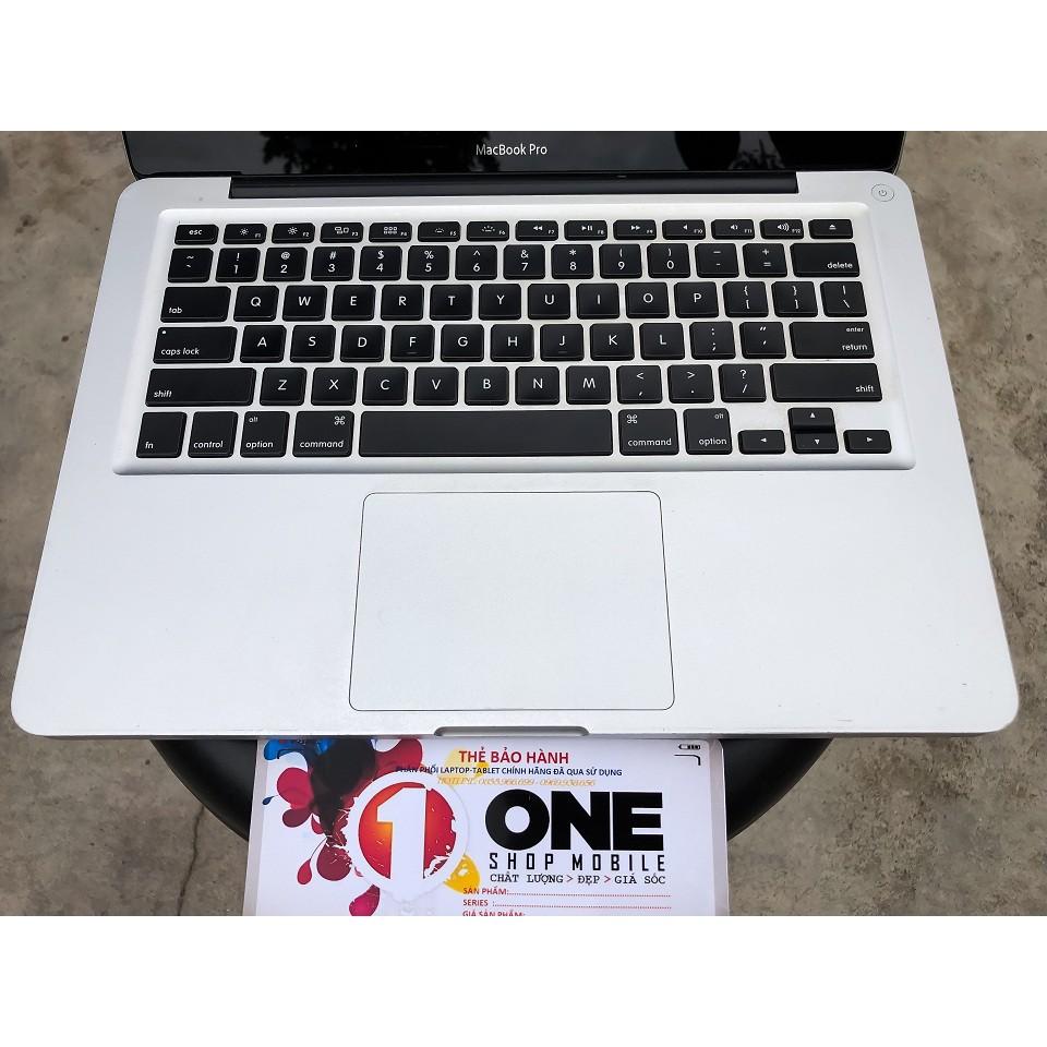 [ Đẳng Cấp ] Macbook Pro MC700 late 2011 Core i5 / Ram 8Gb / SSD 256Gb / Màn hình retina (Tặng kèm nhiều phụ kiện)