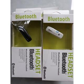 [Mã ELFLASH5 giảm 20K đơn 50K] Tai nghe bluetooth headset nhét tai