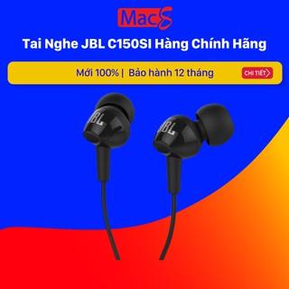 Tai Nghe Nhét Tai JBL C150SI Hàng Chính Hãng