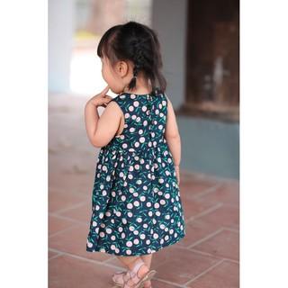 Váy Bé Gái Sát Nách Mùa Hè 3 Màu Xinh Xắn O.P Kids thumbnail