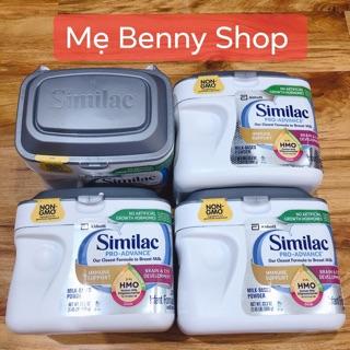 Sữa Similac Pro Advance hộp 658g