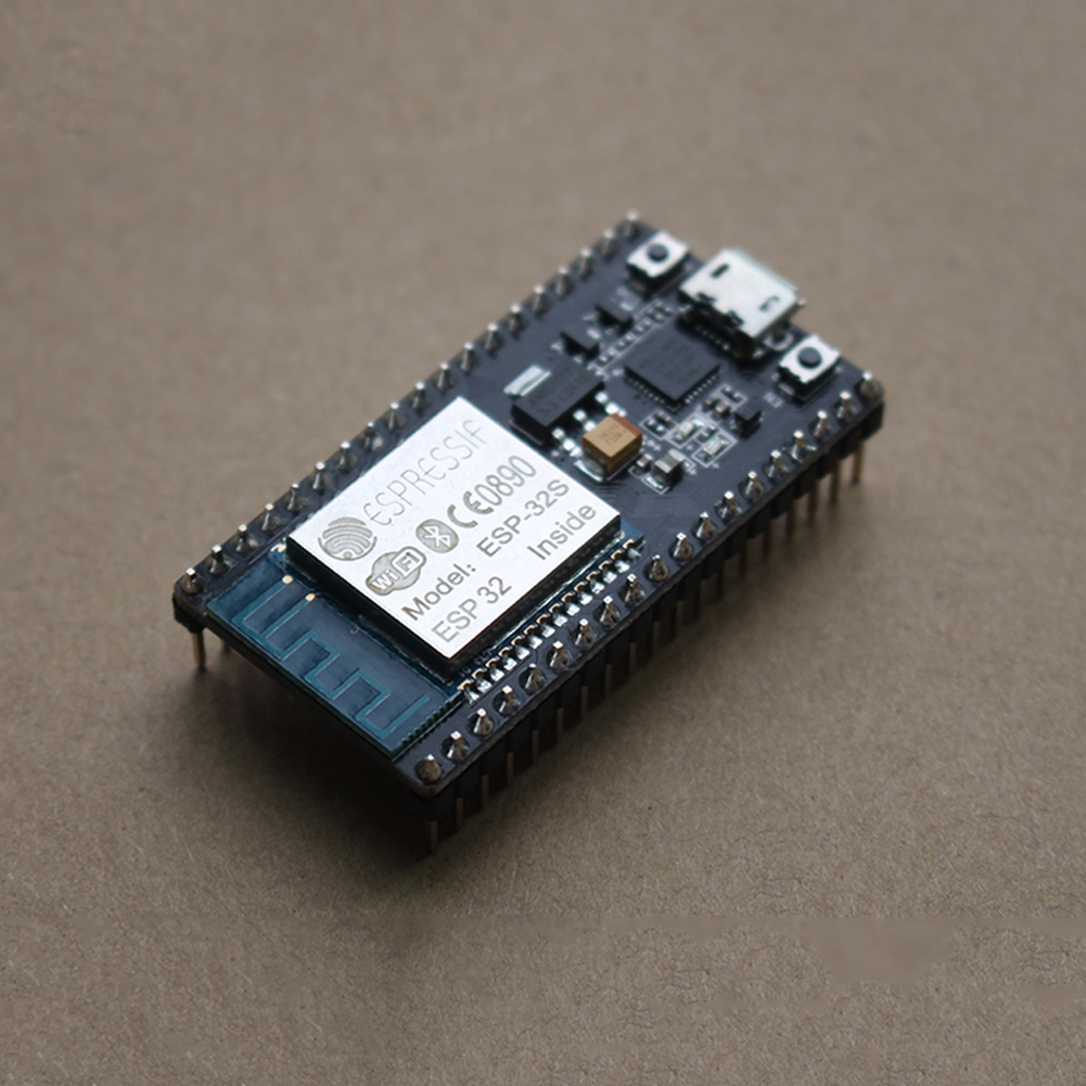 NodeMCU-32S Lua Programmable WiFi + Bluetooth Dual Cores Simple Based ESP32 2.4GHz Wireless Integrated Development Board Giá chỉ 153.000₫