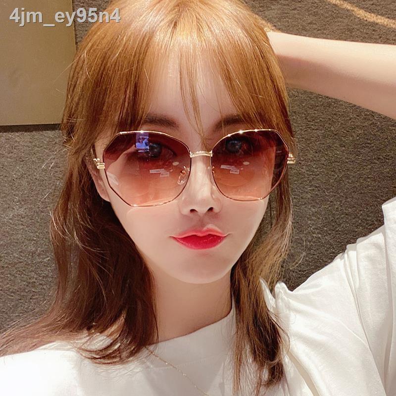 ✱✓2021 kính mát thời trang nữ mới Phiên bản Hàn Quốc của thủy triều râm phân cực chống tia tím...