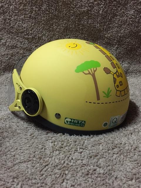 Mũ bảo hiểm Chita CT27K cho bé 3-8 tuổi