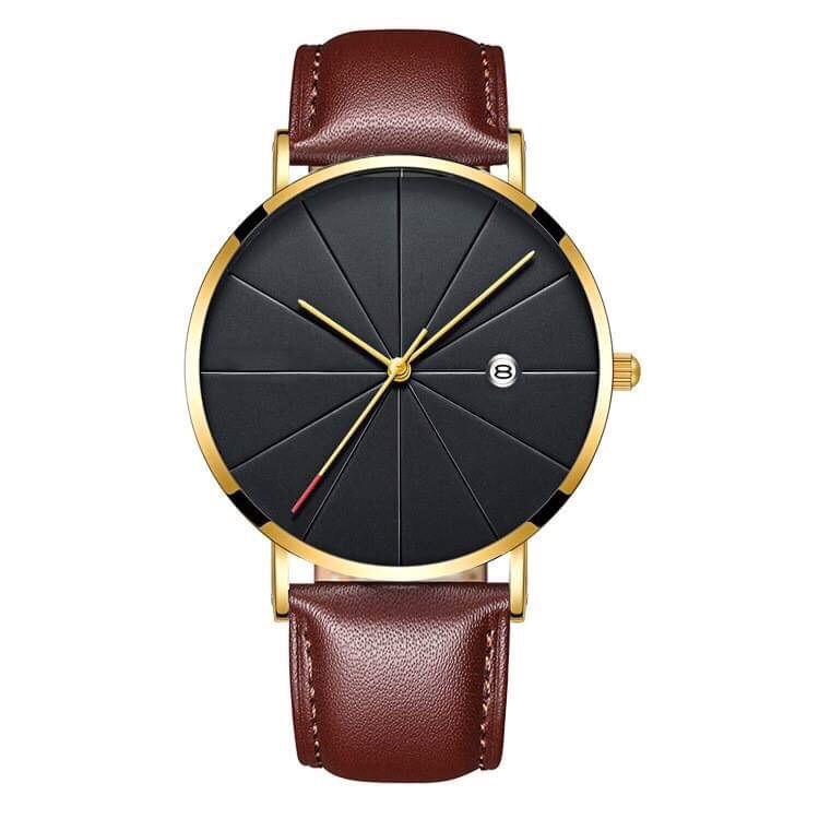 (Giá sỉ ) Đồng hồ Thời trang nam Dewin QUq42 (có lịch ngày)