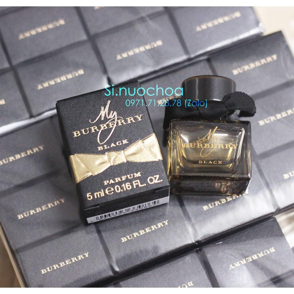 Nước hoa mini My Burberry Black Parfum 5ml - 3476055 , 752507235 , 322_752507235 , 197000 , Nuoc-hoa-mini-My-Burberry-Black-Parfum-5ml-322_752507235 , shopee.vn , Nước hoa mini My Burberry Black Parfum 5ml