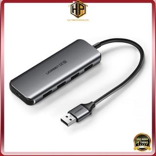 Bộ chia USB 3.0 ra 4 cổng vỏ nhôm cao cấp - Ugreen 50768 thumbnail