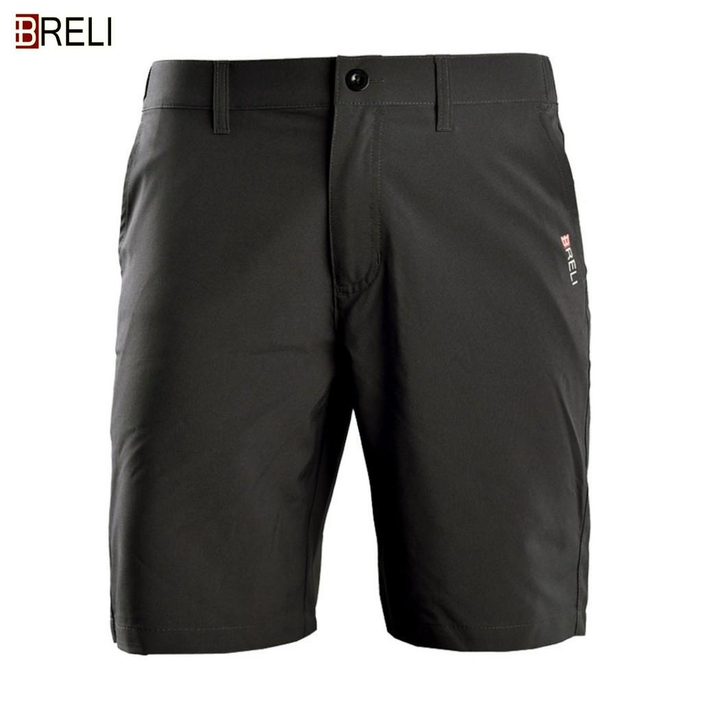 Quần thể thao nam Breli - BQS9003-1M-DGY (Xám đậm)