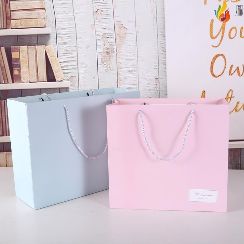 Túi lớn dùng đựng quà tặng thiết kế đơn giản