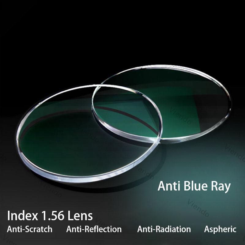 Tròng kính resin 1.56 1.61 1.67 1.74 CR-39 chuyên dụng cho người cận thị viễn thị