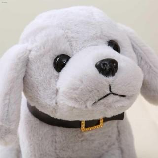 Thú Nhồi Bông Hình Chú Chó Nhỏ Đáng Yêu Cho Bé