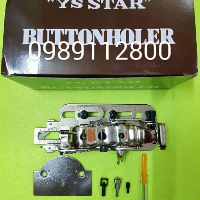 Chân vịt thùa khuy dùng cho máy công nghiệp 1 kim - 9952955 , 383204850 , 322_383204850 , 390000 , Chan-vit-thua-khuy-dung-cho-may-cong-nghiep-1-kim-322_383204850 , shopee.vn , Chân vịt thùa khuy dùng cho máy công nghiệp 1 kim