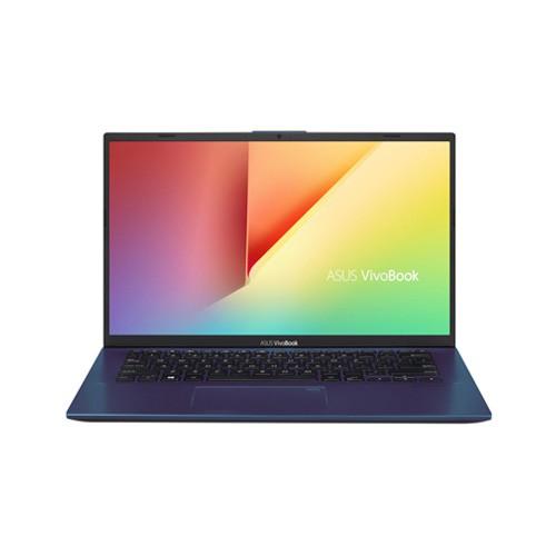 Laptop Asus Vivobook A412FA-EK287T (Blue) | i3-8145U | 4GB DDR4 | SSD 512GB PCIe | VGA Onboard | 14.1 inch FHD | Win10