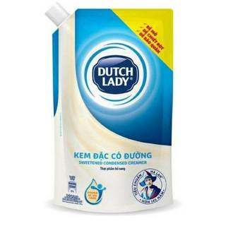 🍎GIÁ SỐC🍎(COMBO 5 BỊCH) Sữa Đặc Cô Gái Hà Lan Túi 560g Date 10/6/21
