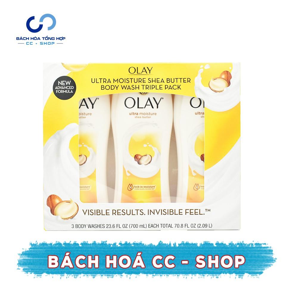 Sữa tắm Olay Ultra Moisture 700ml - Mỹ