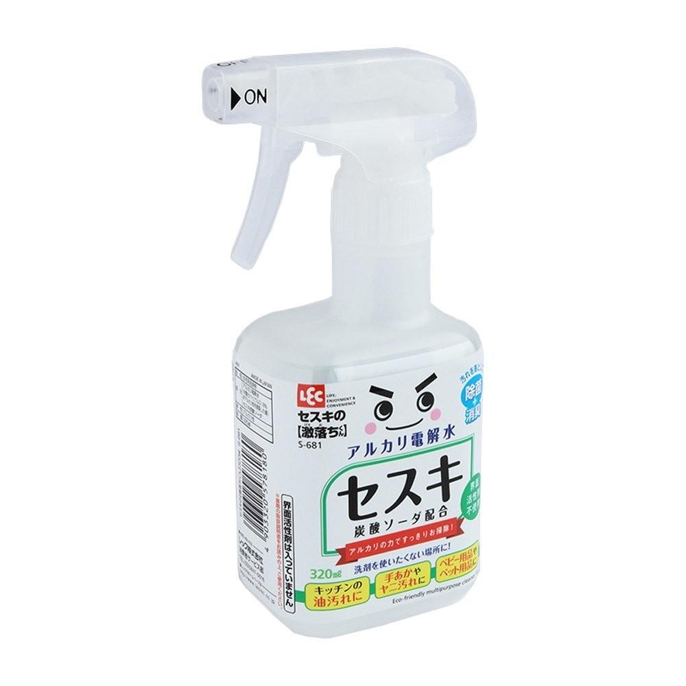 Dung dịch tẩy rửa vệ sinh nhà bếp LEC S-681 320ML