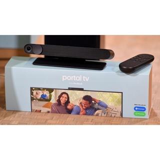 Facebook Portal TV (new)– Thiết bị họp Zoom, video call trên màn hình TV