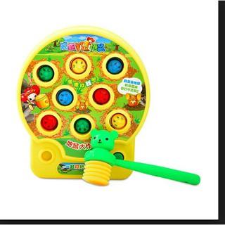 [SALE SẬP SÀN] Đồ chơi Đập thú – Trò chơi vui nhộn – Phát triển phản xạ cho bé yêu
