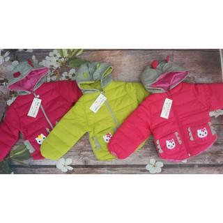 Combo 3 áo Phao siêu nhẹ bé gái size từ 2-5 tuổi (Hàng Việt Nam chất lượng cao) (Miễn phí trả hàng trong vòng 7 ngày) thumbnail