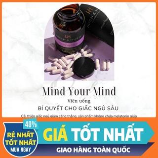 Image Skincare Hush & Hush Mind Your Mind - Viên Uống Giúp Cải Thiện Giấc Ngủ, Giảm Căng Thẳng thumbnail