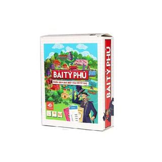 Combo Thẻ bài Ma sói Pikalong và Bài Tỷ Phú - BoardgameVN-2