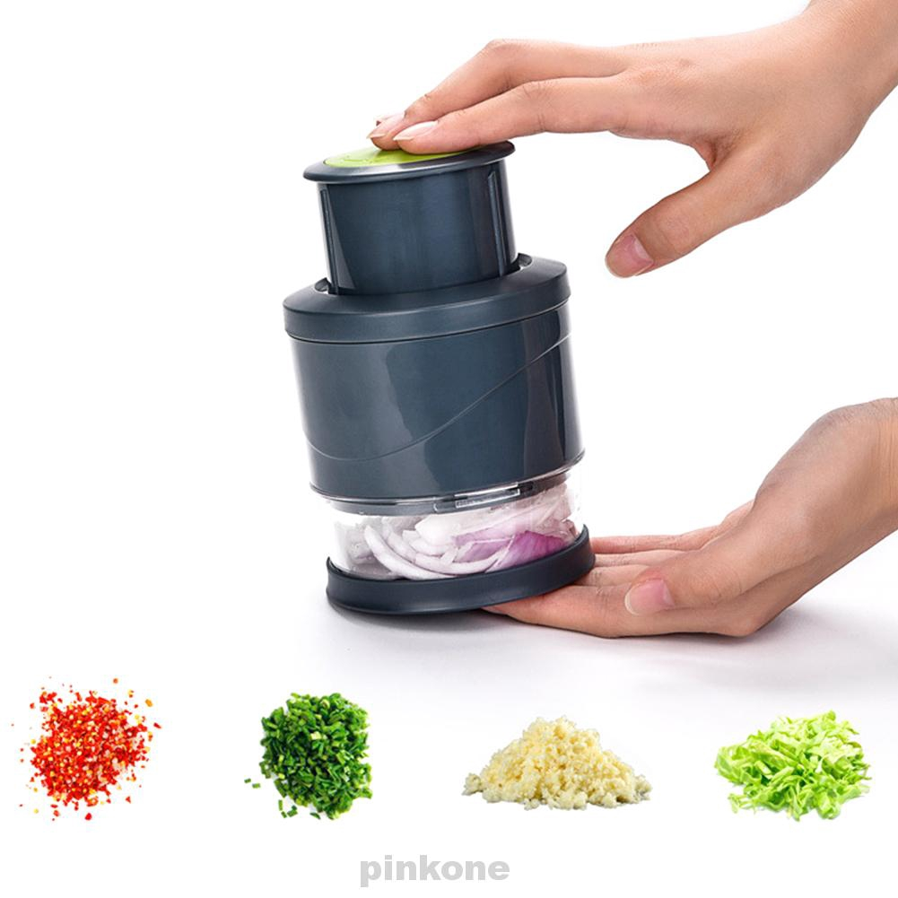Vegetable Choppers Stainless Steel Garlic Onion Kitchen Gadget Food Cutter Peeler Time Saving Easy Operate Practical