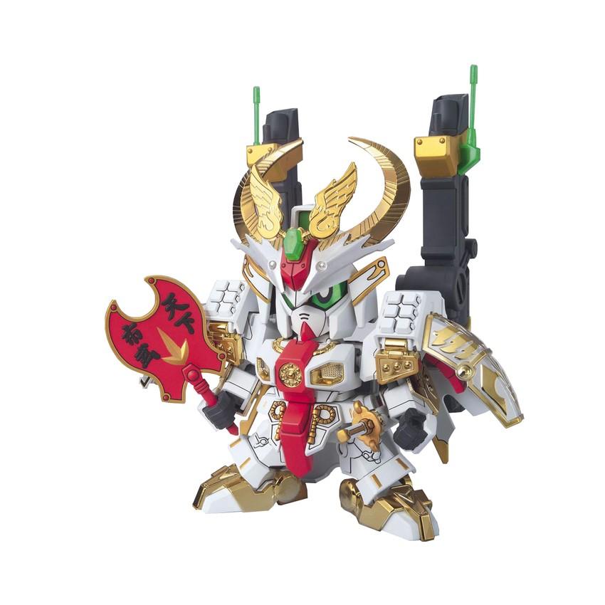 Mô hình lắp ráp Bandai SD Legend BB Second Gundam Dai Shogun